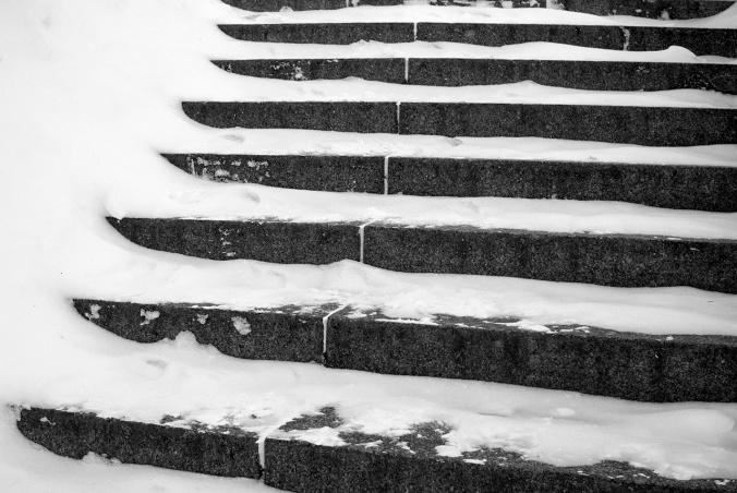 snow-steps